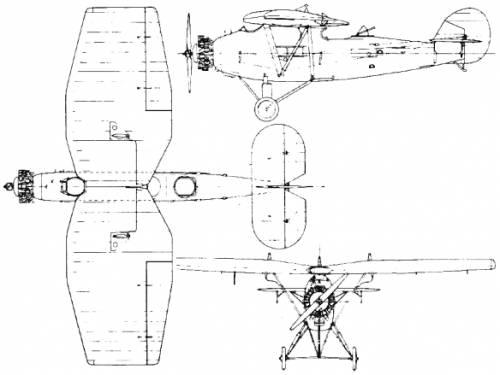 Blackburn R.2 Airedale (England) (1925)