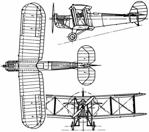 Blackburn T.2 Dart (England) (1921)