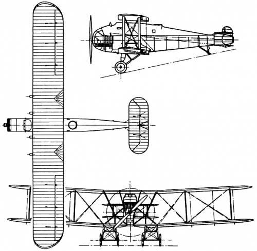 Blackburn T.4 Cubaroo (England) (1924)