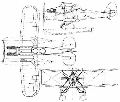 Blackburn T.R.1 Sprat (England) (1926)