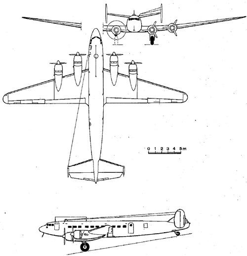 Bloch 161 SNCASE SE-161 Languedoc