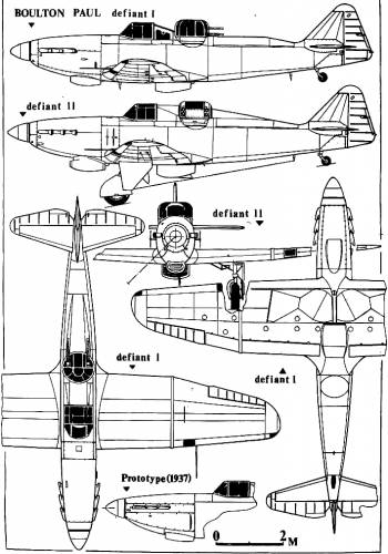 Boulton-Paul Defiant