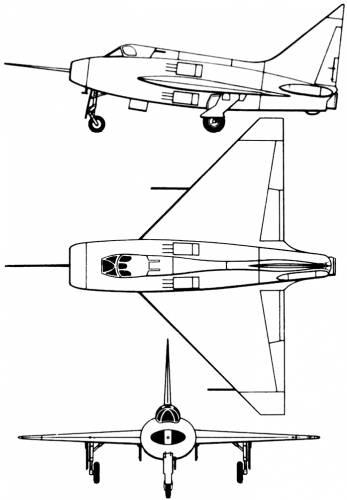 Boulton-Paul P-111A