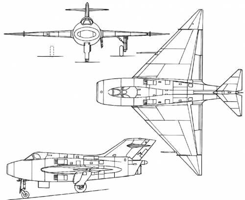Boulton-Paul P.120 (England) (1952)