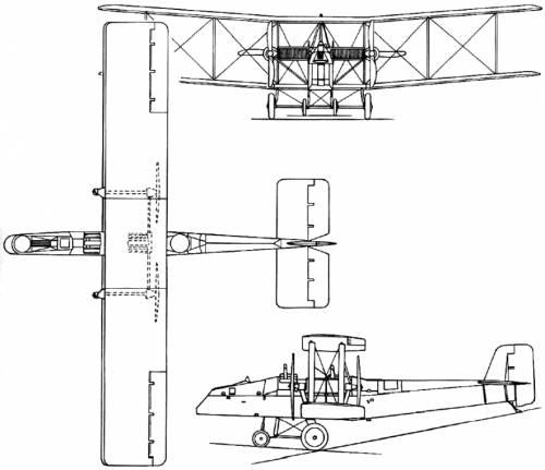 Boulton-Paul P.12 Bodmin (England) (1924)