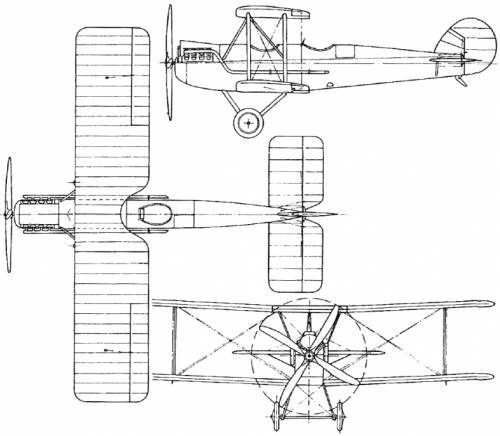 Boulton-Paul P.9 (England) (1919)