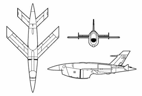 BQM 34 Firebee II