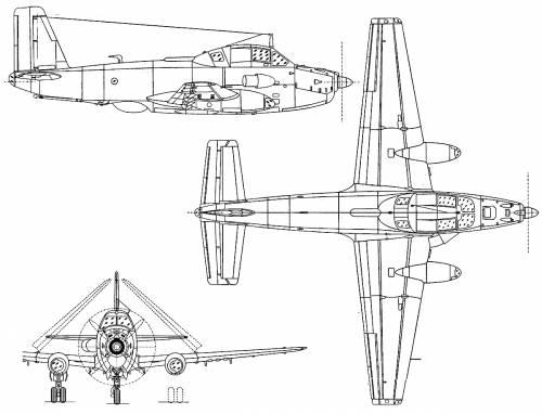 Breguet Br-1050 Alize