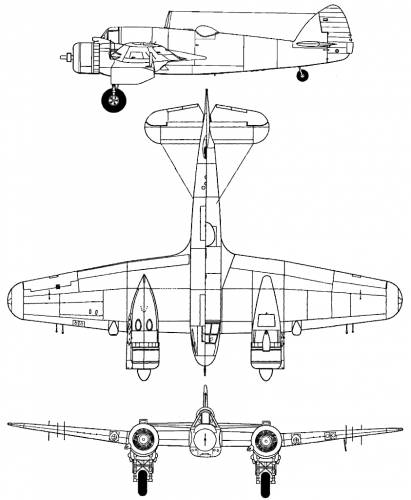 Bristol Beaufighter Mk I