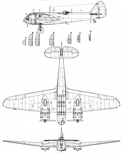 Bristol Blenheim Mk I