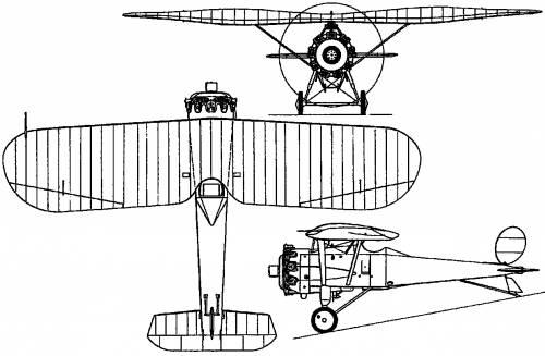 Bristol Bullfinch I (England) (1923)