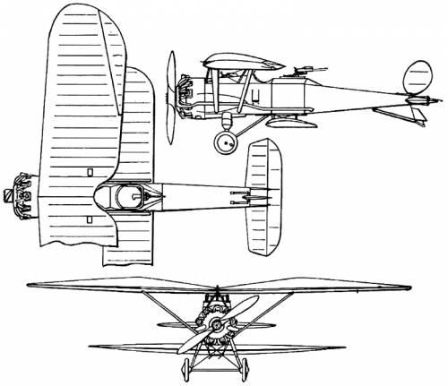 Bristol Bullfinch II (England) (1924)