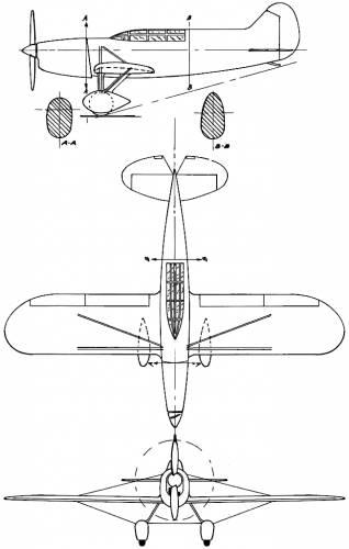 Brown B-3