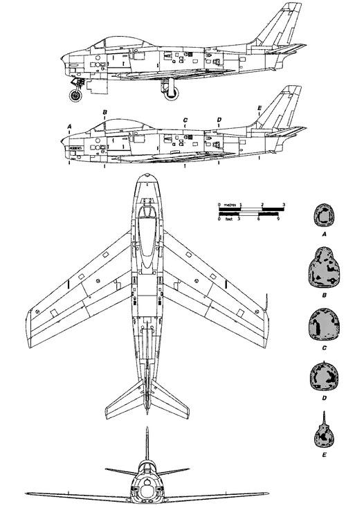 CAC Avon CA-27 Sabre