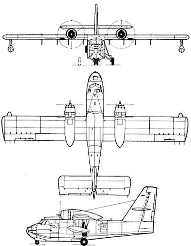 Canadair CL 215