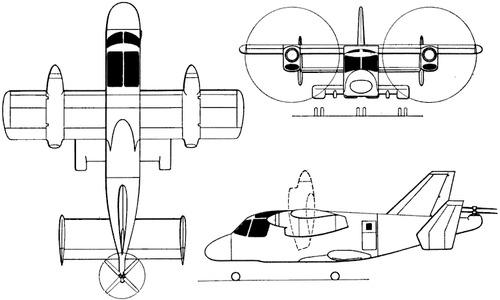 Canadair CL-84 Dynavert