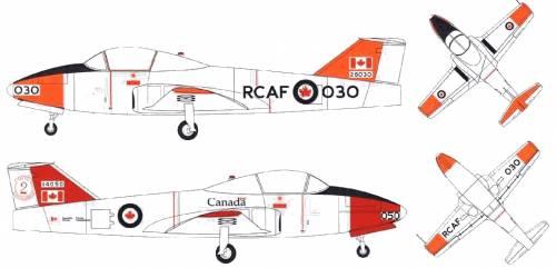 Canadair CT-114