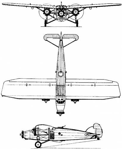 Caproni Ca.101 (Italy) (1927)