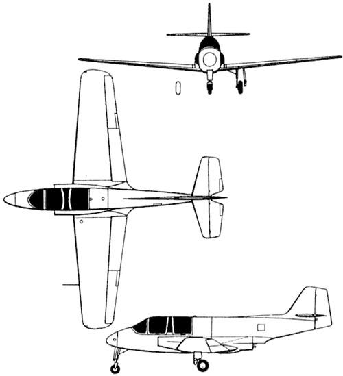Caproni Trento F-5
