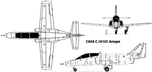 CASA C-101CC Aviojet