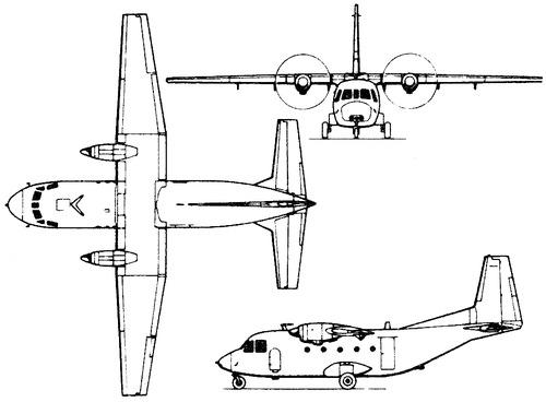 CASA C-212-200 Aviocar