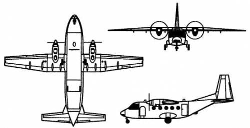 Casa C-212 Aviocar 100