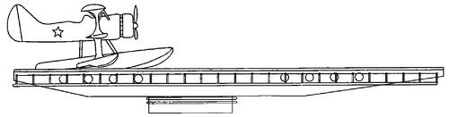 Catapult K-12 USSR (1939)