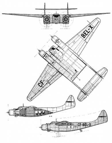 CCF Burnelli CBY-3