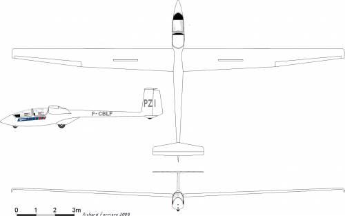 Centrair C-201 Marianne