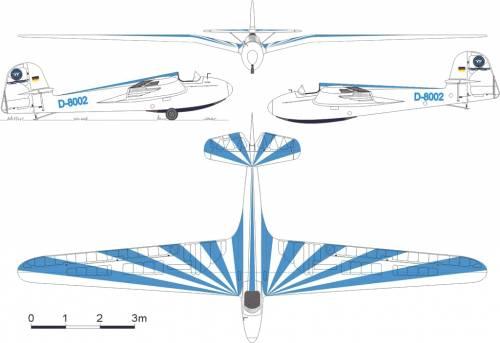 DFS 108-53E Habicht