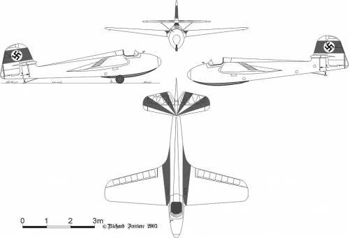 DFS 108-53GStummel Habicht