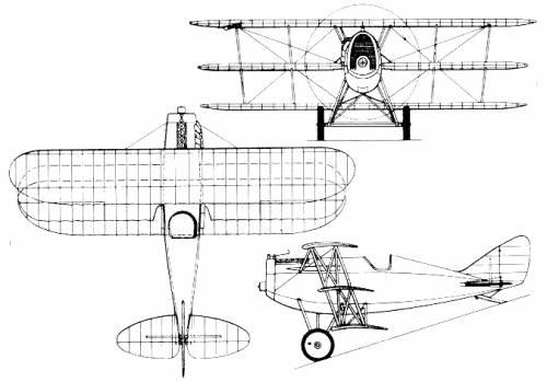 DFW T 34 II