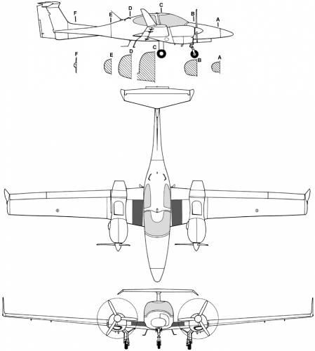 Diamond D-42 Twin Star