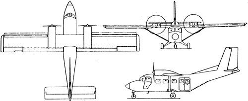 Dominion Skytrader 800