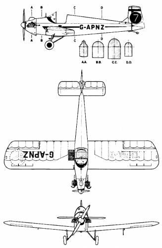 Druine D-31 Turbulent