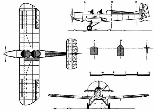 Druine D-5 Turbi