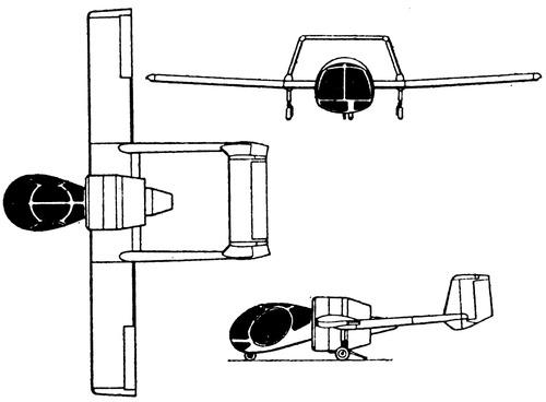 Edgley EA-7 Optica