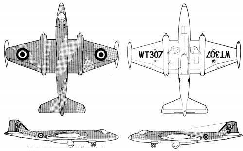 English Electric Canberra B.20