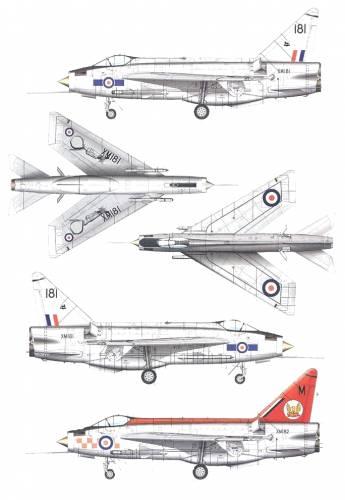 English Electric Lightning F.1A