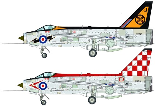 English Electric Lightning F.3