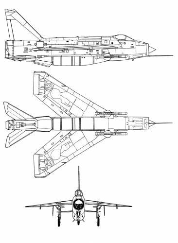 English Electric Lightning F-6