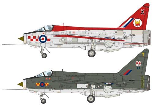 English Electric Lightning T Mk.4