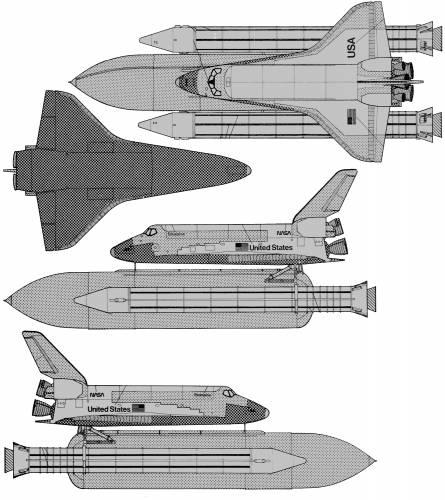 Enterprise Space Shuttle