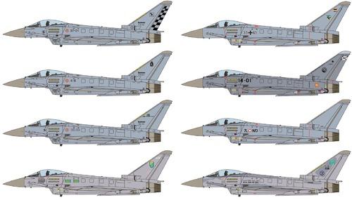 Eurofighter EF 2000 Typhoon