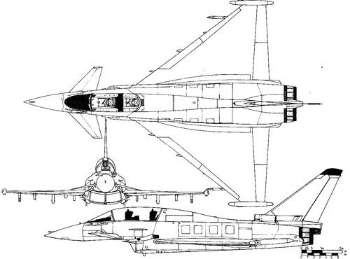 Eurofighter Typhoon T3