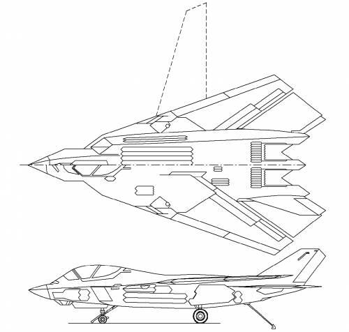 F-24 ATF-X (project)