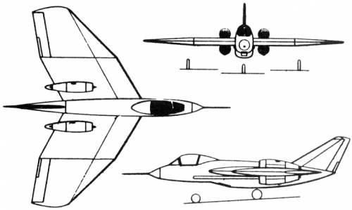 F + W N-20.2 Arbalete (Switzerland) (1951)