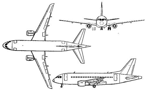 Fairchild Dornier 728Jet