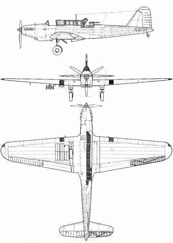Fairey Battle Mk I