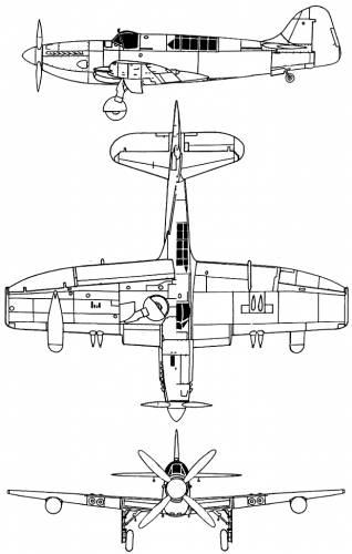 Fairey Firefly Mk V